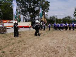 009Antreten des Bataillons Ausholen Königspaar
