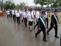 062Antreten des Bataillons Ausholen Königspaar