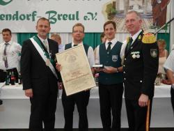 K800_08-03-2014-Ausholen Kaiserpaar,  Königspaar mit Throngefolge und Sternmarsch_592